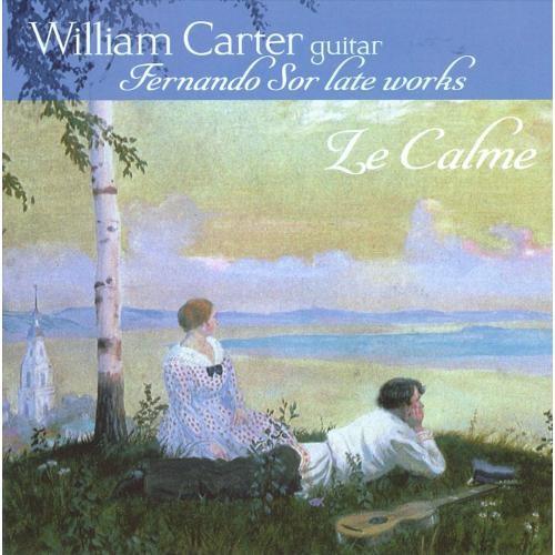 Calme: Fernando Sor Late Works (Hybr)-CD