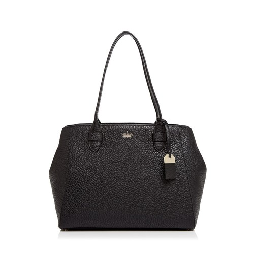 KATE SPADE NEW YORK Carter Street Ember Leather Tote