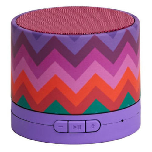 Portable Bluetooth Stereo Speaker, Multi Color