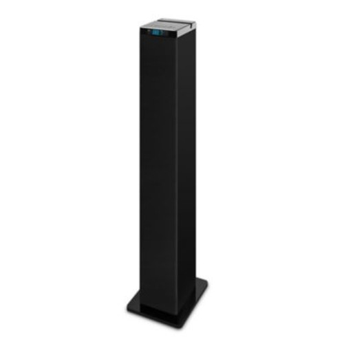 Innovative Technology 40-Inch Bluetooth Stereo Tower Speaker in Piano