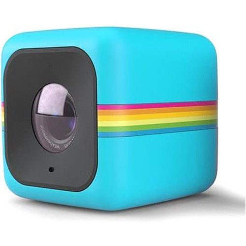 Polaroid CUBE+ 8MP Quad HD Lifestyle Action Video Camera, Blue POLCPBL