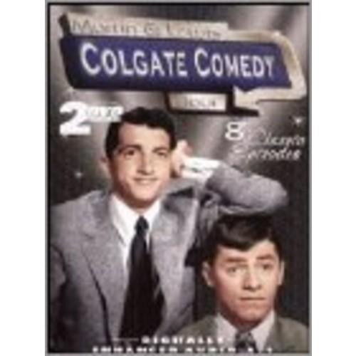 Martin & Lewis Colgate Comedy Hour 2: 8 Classic Episodes [2 Discs] [DVD]