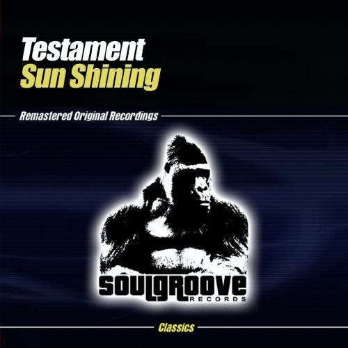TESTAMENT - SUN SHINING