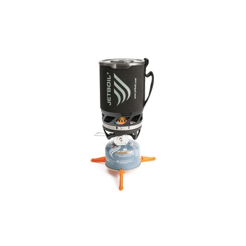 Jetboil MicroMo Cooking System, Stove Type: Canister Stoves, Fuel Type: Canister, Isobutane Mixed, Boil Time: 2 minutes 15 sec. per 16 oz. (1/2 Liter), Auto Igniter: Yes, Weight: 1 w/ Free Shipping [Additional Features : Ultralight, All-In-One System, Regulated Output]