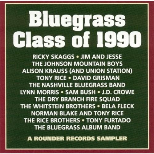 Bluegrass Class Of 1990 CD (1990)