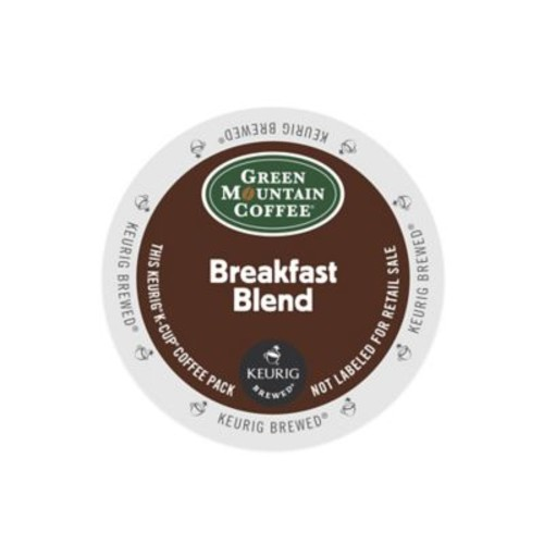 K-Cup 48-Count Green Mountain Coffee Breakfast Blend Value Pack for Keurig Brewers