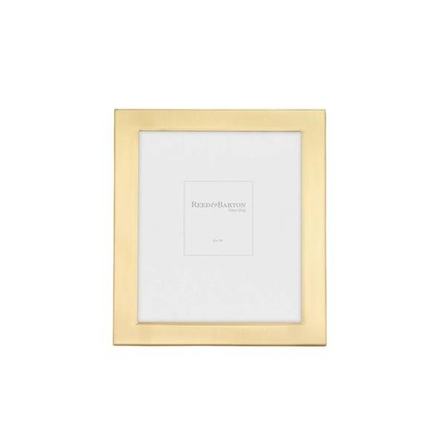 Reed & Barton Picture Frames & Photo Albums Reed & Barton Gold Metal 8x10-inch Frame