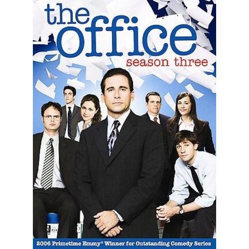 The Office: Season Three (DVD)