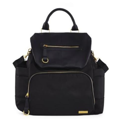 SKIP*HOP Chelsea Downtown Chic Diaper Backpack in Black