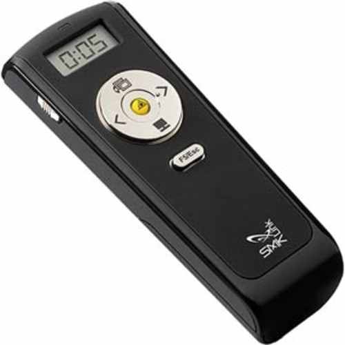 SMK-Link Wireless Stopwatch Presenter with Laser Pointer