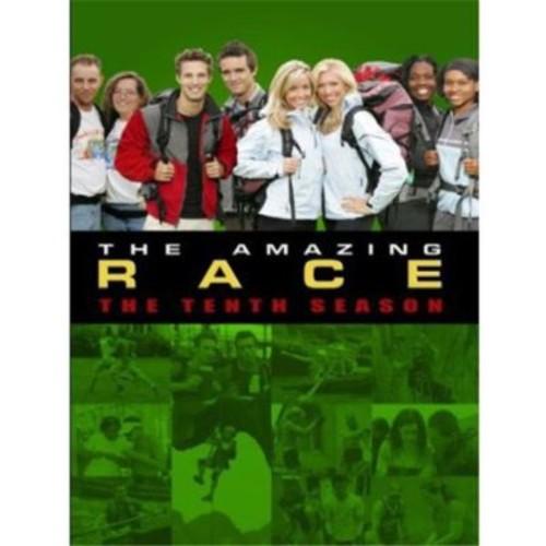 CBS Home Entertainment Amazing Race Season 10, 2006 - DVD(ALDVN3468)
