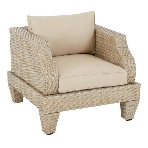 Madison Park Bayard Patio Lounge Arm Chair