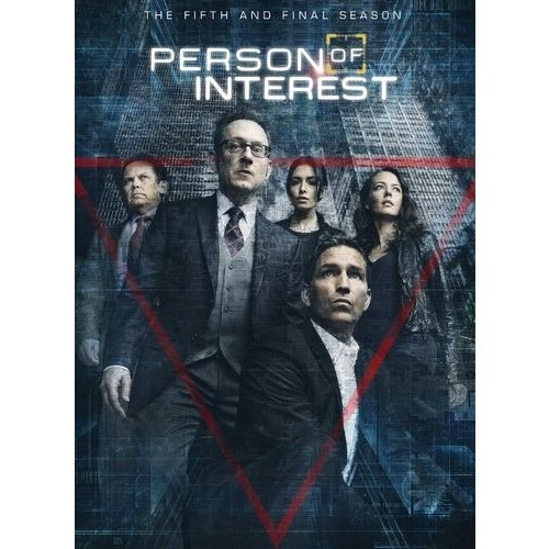 Person of Interest: The Complete Fifth and Final Season [DVD]
