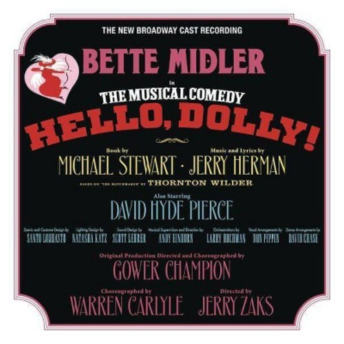 Original Cast - Hello Dolly (Ocr) (Vinyl)