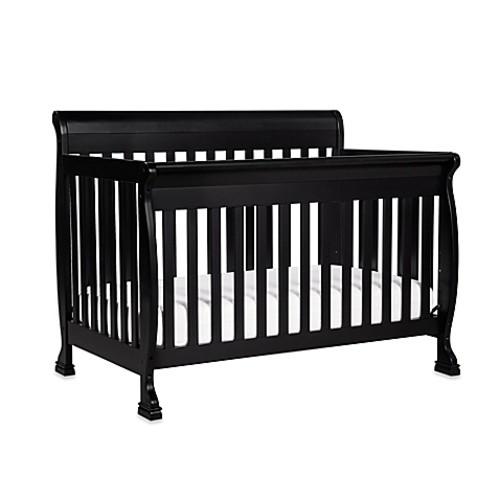 DaVinci Kalani 4-In-1 Convertible Crib in Ebony