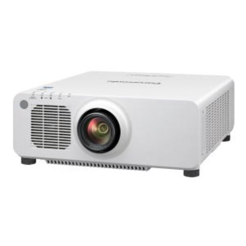Panasonic PT RW630WU - DLP projector - 6500 lumens - WXGA (1280 x 800) - 16:10 - HD 720p - LAN (PT-RW630WU)