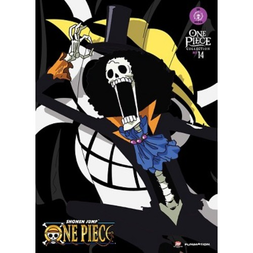 One Piece: Collection 14 (DVD) (4 Disc)