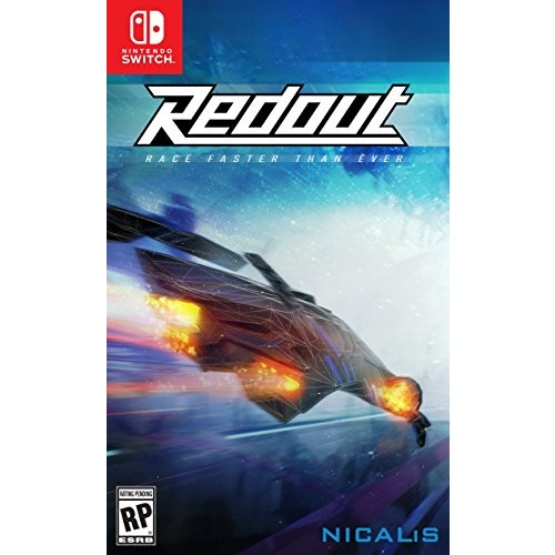 Redout - [Nintendo Switch]