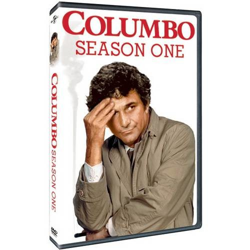 Columbo: Season One [5 Discs] (Boxed Set) (DVD)