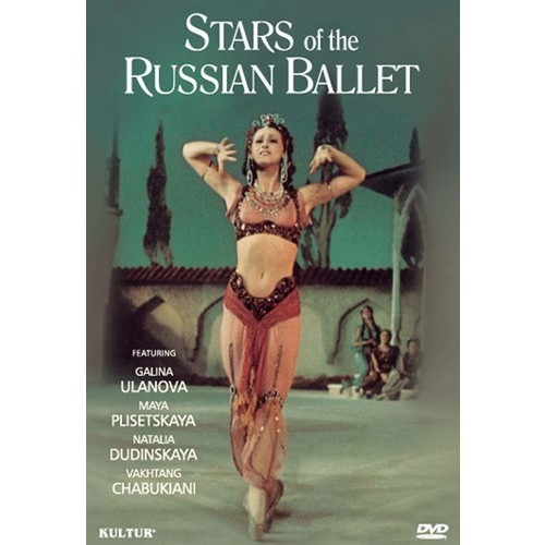 Stars of the Russian Ballet