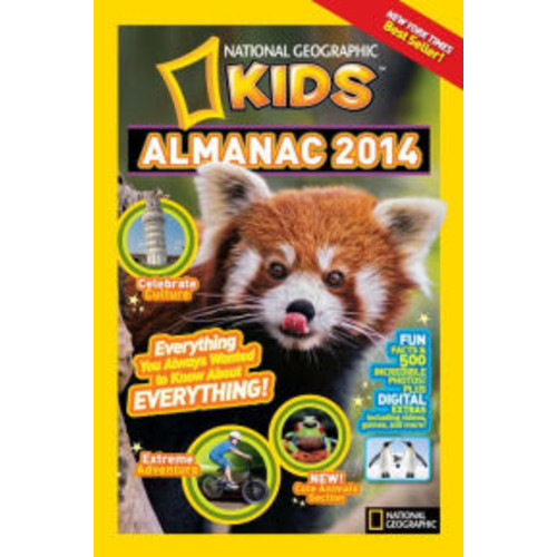 National Geographic Kids Almanac 2014 (Unknown)