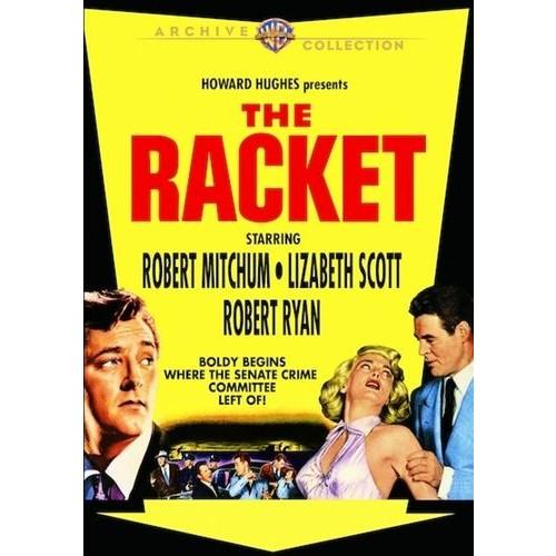 The Racket [DVD] [1951]