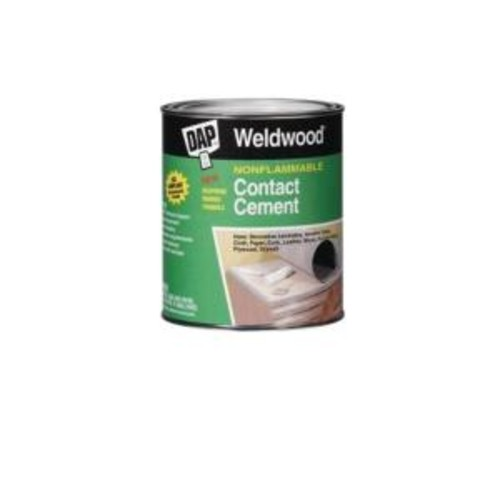 DAP Weldwood 1 Gal. Non-Flamable Contact Cement