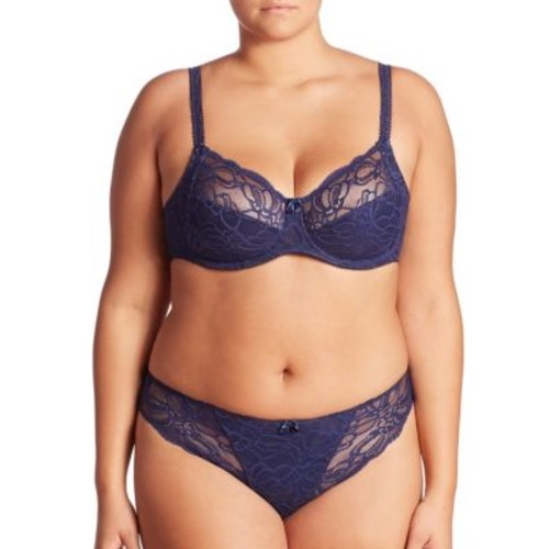 Abby Lace Underwire Full Cup Bra