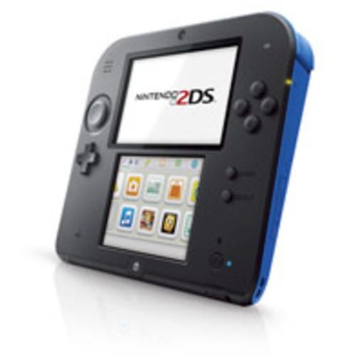 Nintendo 2DS System - Blue