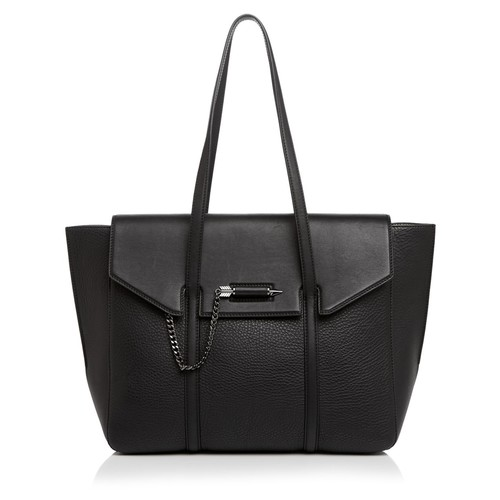 MACKAGE Barton Flap Leather Tote