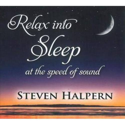 Relax Into Sleep [CD]