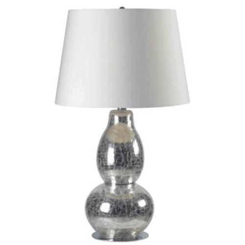 Kenroy Home Mercurio Table Lamp in Chrome