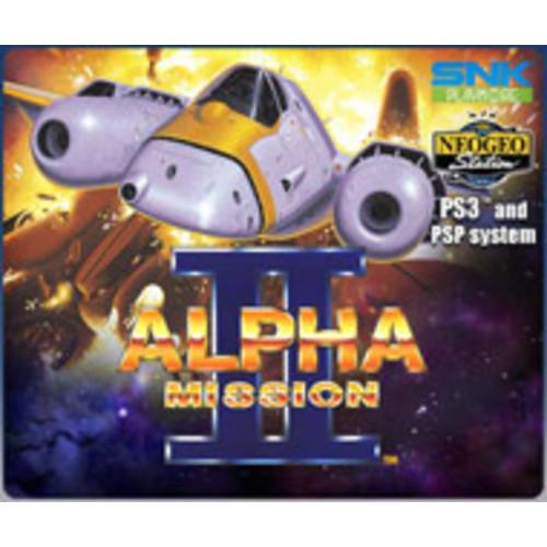 ALPHA MISSION II [Digital]