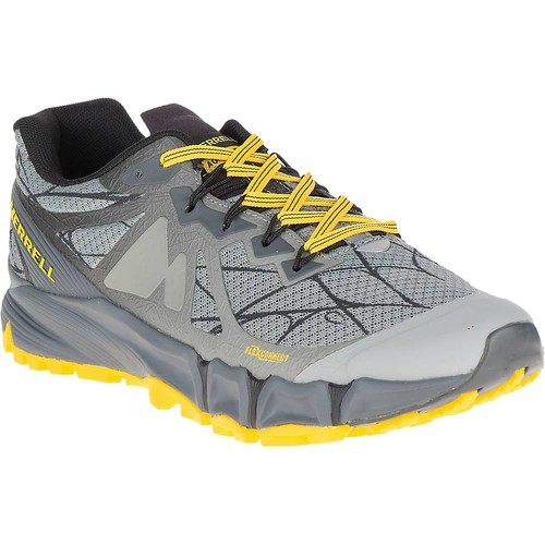 MERRELL Men's Agility Peak Flex Trail Running Shoes, Wild Dove