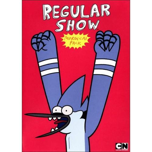 Regular Show: Modecai Pack [DVD]