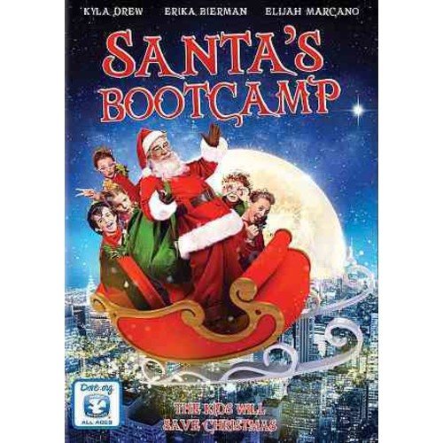 Santa's Boot Camp (DVD)