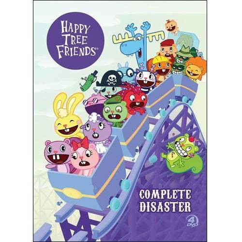 Happy Tree Friends: Complete Disaster [4 Discs] [DVD]