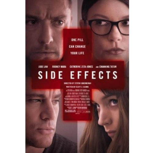 Side Effects [2 Discs] [Includes Digital Copy] [UltraViolet] [Blu-ray/DVD] [English] [2013]