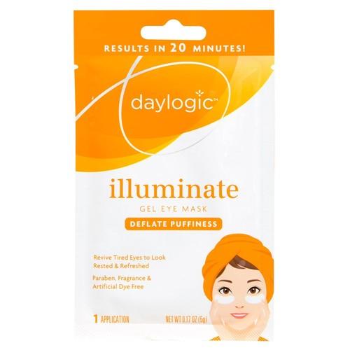Daylogic Illuminate Gel Eye Mask, 0.17 oz, 1 Count