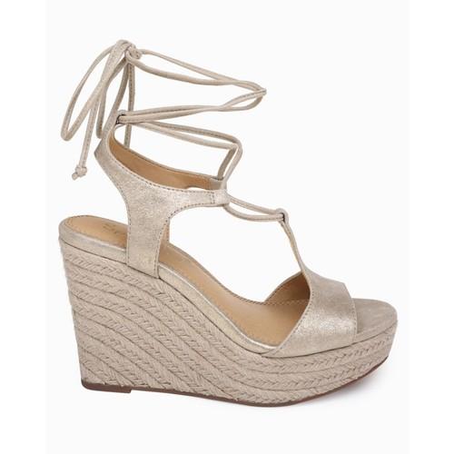 Fiana Wedge Tie Sandal