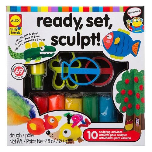 ALEX Little Hands Ready, Set, Sculpt
