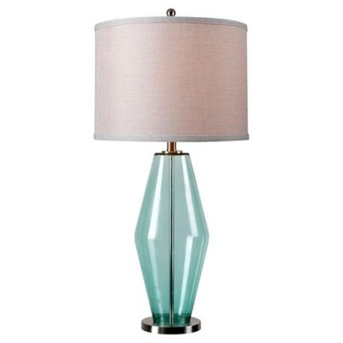 Kenroy Home Table Lamp - Teal