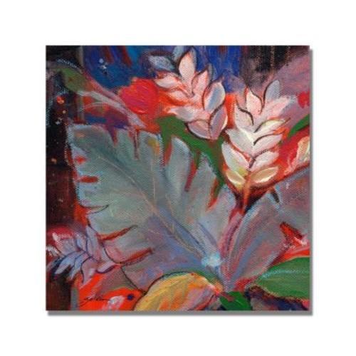 Trademark Fine Art 'Tropic Night II' 18