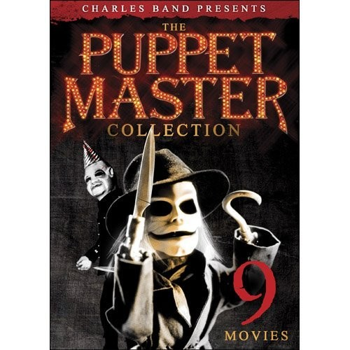 The Puppet Master Collection