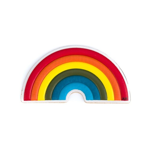 ANYA HINDMARCH 'Rainbow' Sticker