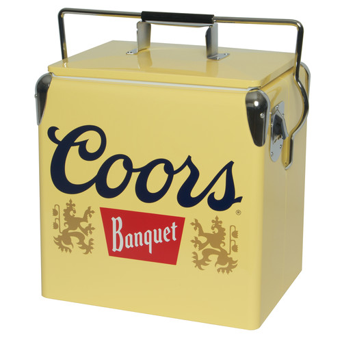 Coors Banquet 13L Ice Chest