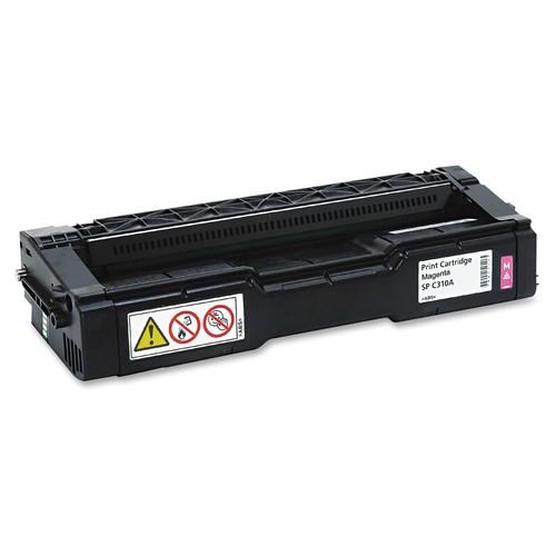 Ricoh Sp-c310a Magenta Toner Cartridge - 2500 Page - Magenta (406346)