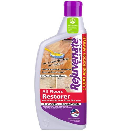Rejuvenate All Floors Restorer, 16oz