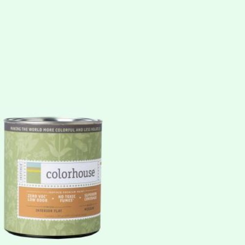 Colorhouse 1 qt. Air .05 Flat Interior Paint
