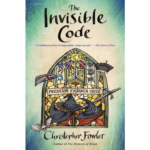 The Invisible Code (Peculiar Crimes Unit Series #10)